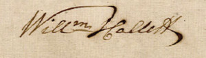 Hallett signature