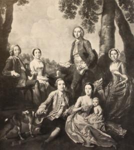 Hallett family